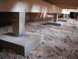 Houston pier and beam repair levelpro foundation for Cost to level a pier and beam house