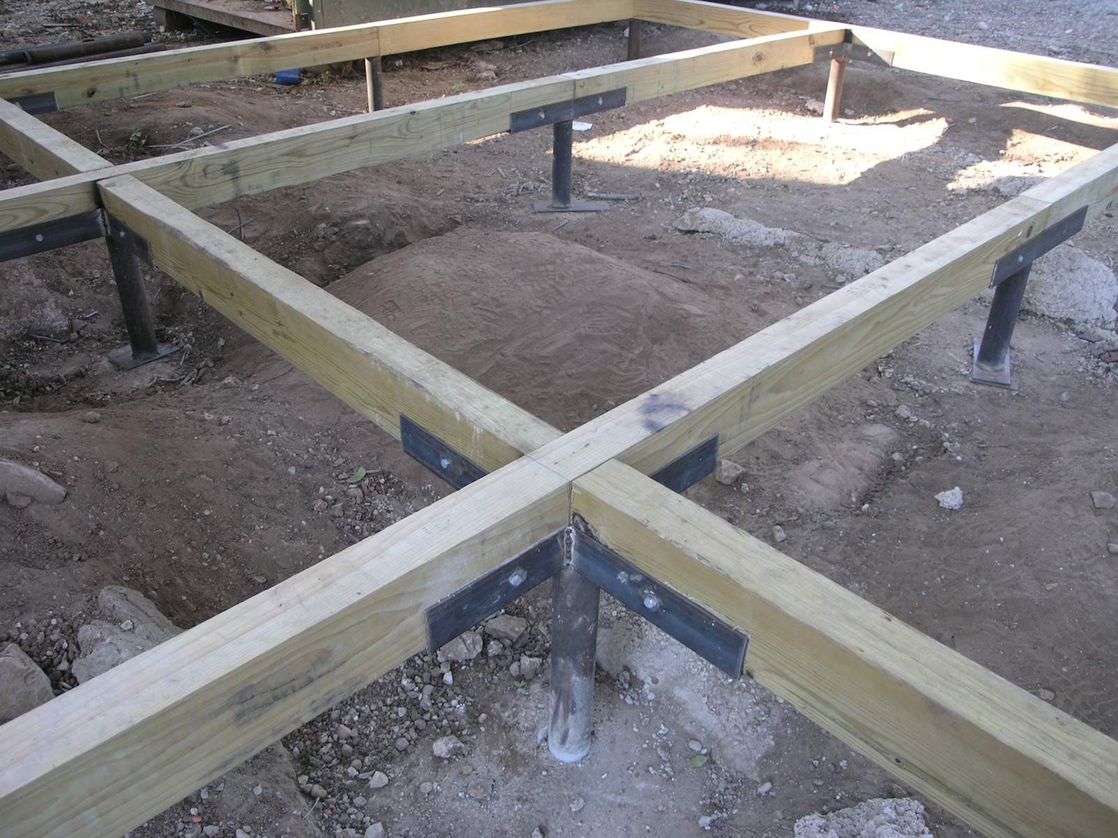 Houston pier and beam repair levelpro foundation for Block and beam foundation vs slab